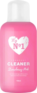 MyNo1 Cleaner Strawberry Pink 150ml